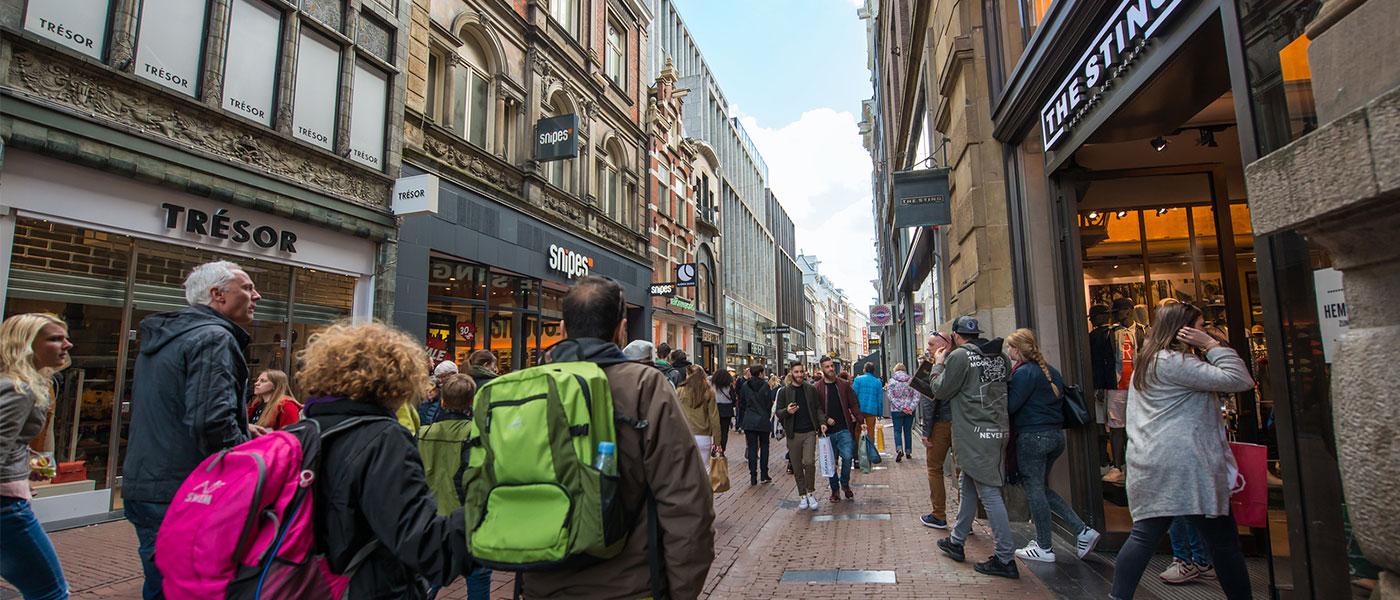 Shopping-shoppinggader-Amsterdam
